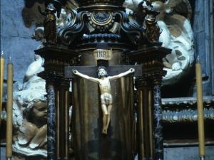 Iglesia parroquial de Nuestra Señora de la Asunción. Tabernáculo