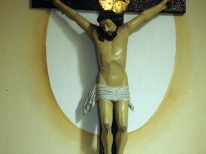 Ermita de la Ascensión. Escultura. Cristo Crucificado