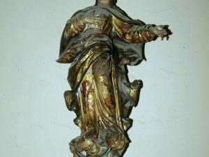 Iglesia parroquial de Nuestra Señora de la Asunción. Escultura. Inmaculada Concepción