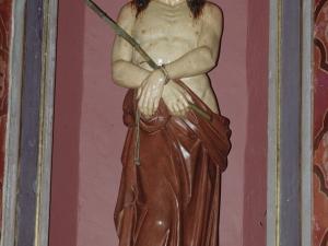 Iglesia parroquial de Nuestra Señora de la Asunción. Escultura. Ecce-homo