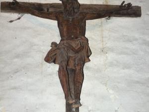 Ermita de San Andrés. Escultura. Cristo Crucificado