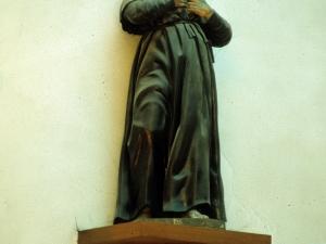 Iglesia parroquial de San Bartolomé. Escultura. San Francisco