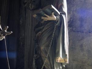 Iglesia parroquial de San Bartolomé. Escultura. San Bartolomé