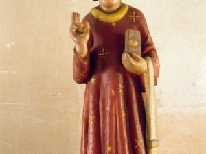 Ermita de San Roque. Escultura. San Vicente