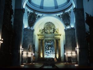 Iglesia parroquial de San Bartolomé. Interior