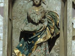 Iglesia parroquial de San Antonio. Escultura. Inmaculada Concepción