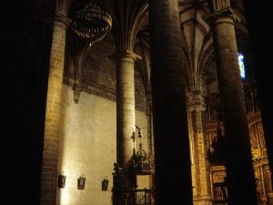 Iglesia parroquial de Nuestra Señora de la Asunción. Interior