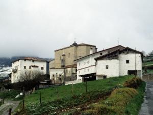 Iglesia parroquial de Nuestra Señora de la Asunción de Goiatz.
