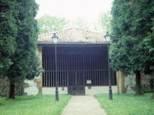 Ermita de San Roque. Cancela