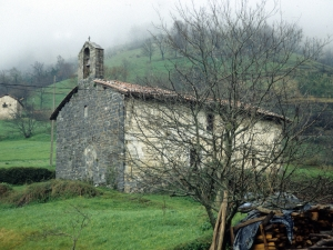 Ermita de San Miguel Goikoa.