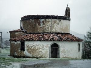 Ermita de San Isidro de Erdoizta.