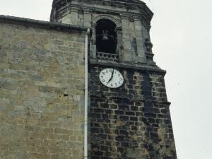 Iglesia de San Martín. Campanario