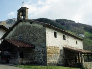 Ermita de San Esteban.