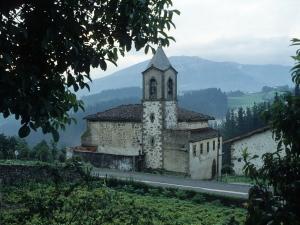 Iglesia parroquial de Nuestra Señora de la Asunción de Gellao.