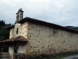 Ermita de Santa Lucía de Marín.