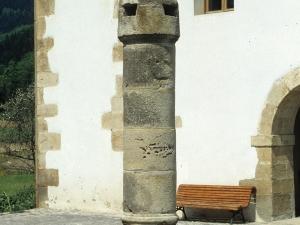Picota de Ezkio-Itsaso.
