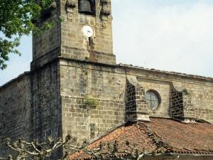 Iglesia parroquial de Nuestra Señora de la Asunción.