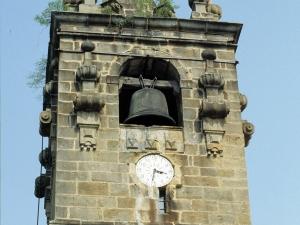 Iglesia parroquial de Nuestra Señora de la Asunción. Campanario