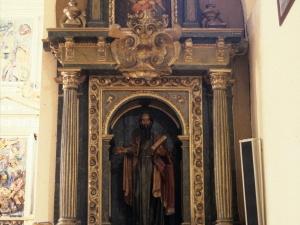 Iglesia parroquial de San Miguel. Retablo de San Pablo