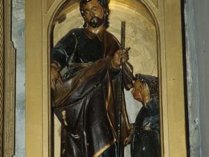 Iglesia parroquial de San Miguel. Escultura. San José