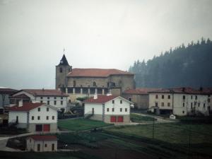 Iglesia parroquial de San Miguel.