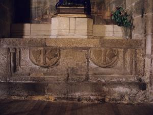 Iglesia parroquial de San Salvador. Sepulcro