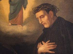Monasterio de canónigas de San Agustín. Pintura. Padre Kardaberaz