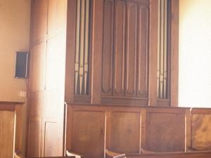 Monasterio de canónigas de San Agustín. Órgano