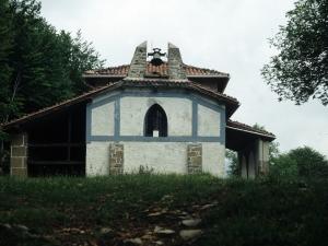 Ermita de Andra Mari de Kizkitza.
