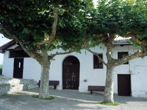 Ermita de Santa Cruz.