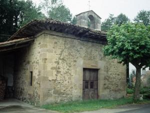 Ermita de San Sebastián.