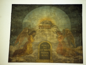 Iglesia parroquial de Santa María. Pintura. Temas sagrados