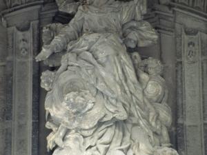Iglesia parroquial de Santa María. Escultura. Nuestra Señora de la Asunción