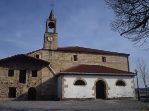 Ermita de San Esteban de Urdaiaga.