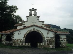 Ermita de San Saturnino.
