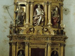 Ermita de San Bartolomé. Tabernáculo
