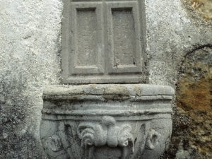 Ermita de San Bartolomé. Aguabenditera