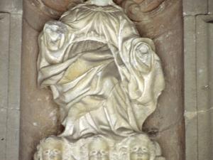 Iglesia parroquial de Nuestra Señora de la Asunción. Escultura. Nuestra Señora de la Asunción