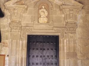 Iglesia parroquial de Nuestra Señora de la Asunción. Portada
