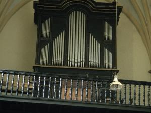Iglesia parroquial de San Millán. Órgano