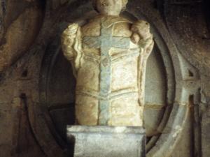 Iglesia parroquial de San Millán. Escultura. San Millán