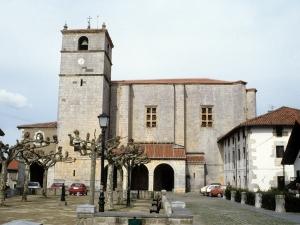 Iglesia parroquial de Nuestra Señora de la Asunción de Aizarna.