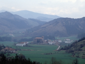 Vista de Aizarna.