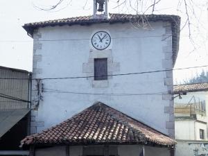 Ermita de Santa Inés de Iraeta.