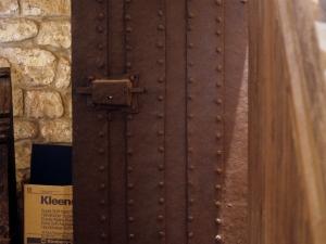 Ermita de Santa María de la Antigua. Puerta