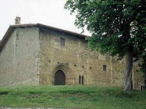Ermita de Santa María de la Antigua.