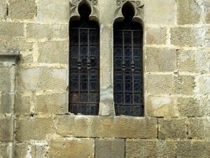 Ermita de Santa María de la Antigua. Ventanas