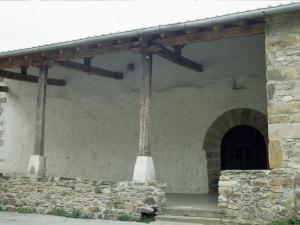 Ermita de San Gregorio.