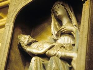 Iglesia parroquial de San Esteban. Escultura. Piedad