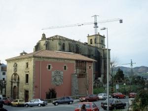 Iglesia parroquial de San Esteban.